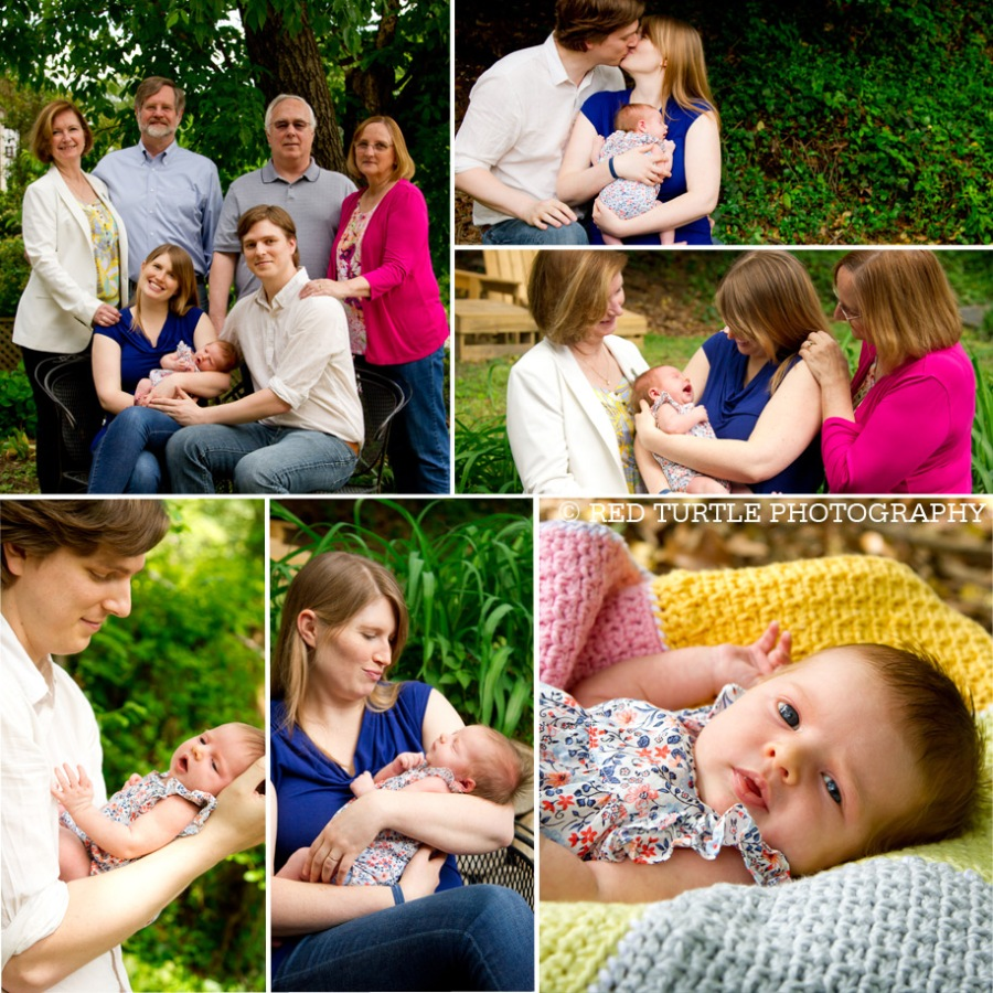 (c) Red Turtle Photography | Washington DC Newborn Photographer