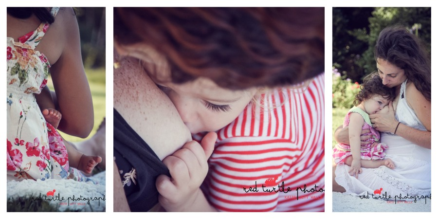 (c) Red Turtle Photography | breastfeeding photography